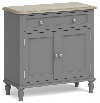 Global Home Marseille Grey Painted Mini Sideboard