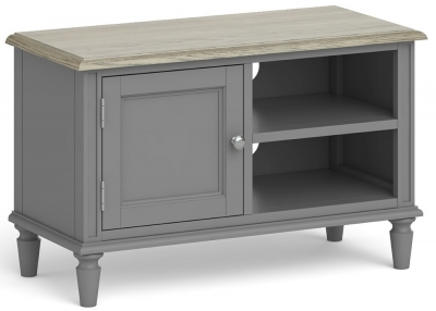 Global Home Marseille Grey Painted Small TV Unit