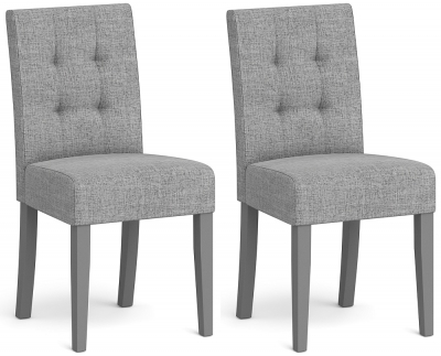 Global Home Marseille Waffle Dining Chair (Pair)