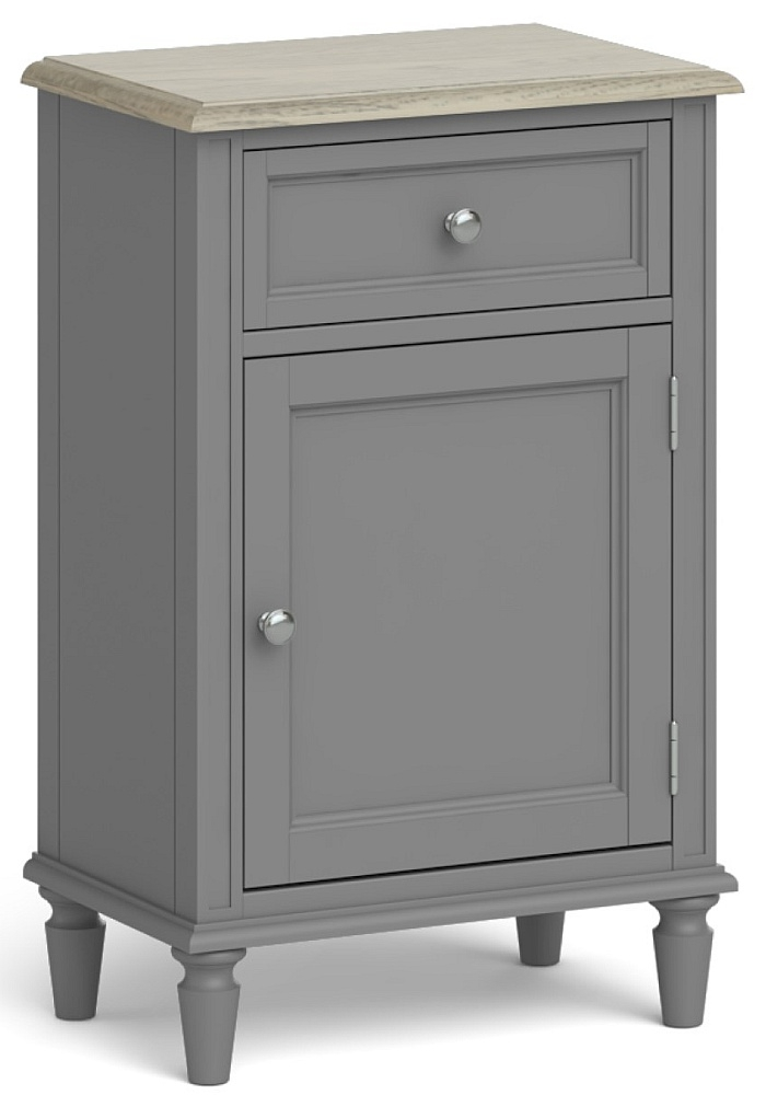 Global Home Marseille Grey Painted Telephone Table