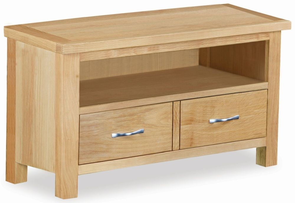 Global Home New Trinity Oak TV Unit