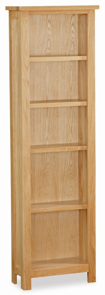 Global Home New Trinity Oak Tall Bookcase