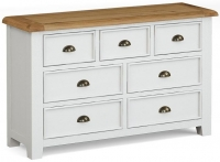 Global Home Odyssey Painted 4+3 Drawer Chest