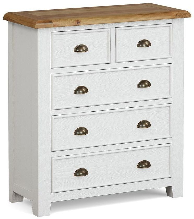 Global Home Odyssey Painted 3+2 Drawer Chest