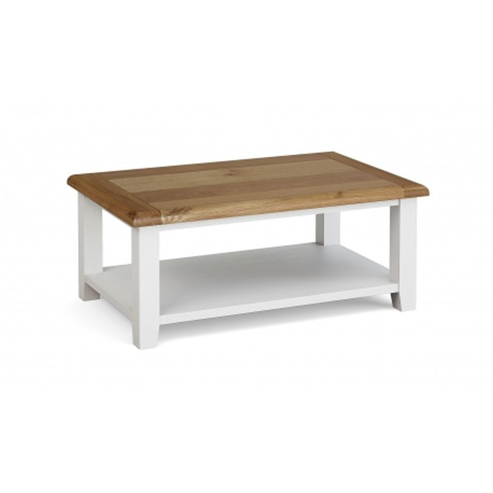 Global Home Odyssey Painted Coffee Table