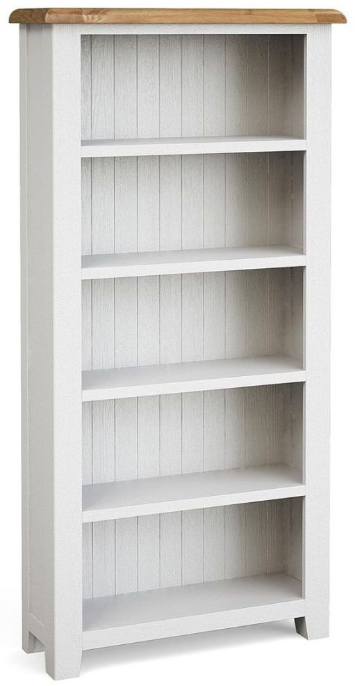 Global Home Odyssey Painted Large Bookcase