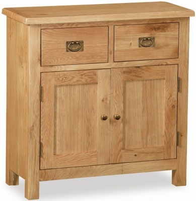 Salisbury Lite Oak Mini Sideboard