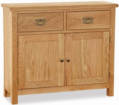 Salisbury Lite Oak Small Sideboard
