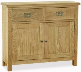 Global Home Salisbury Lite Oak Sideboard - Small
