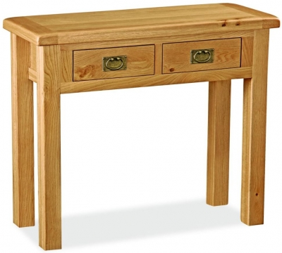 Global Home Salisbury Oak Dressing Table