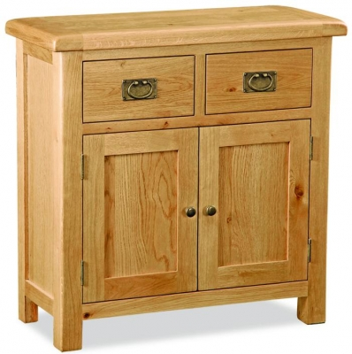 Global Home Salisbury Oak Sideboard - Mini