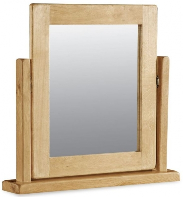 Global Home Salisbury Oak Vanity Mirror
