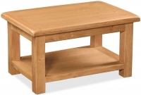 Global Home Salisbury Oak Large Coffee Table