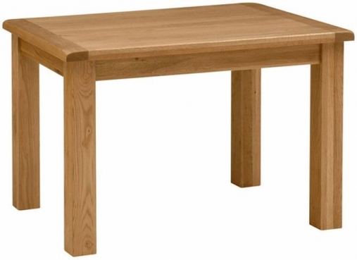 Buy global home salisbury oak dining table 120cm fixed online cfs uk Global home furniture uk