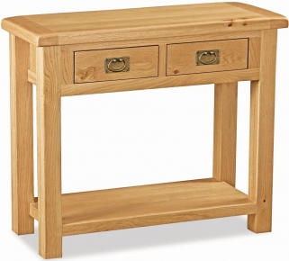 Global Home Salisbury Oak Console Table