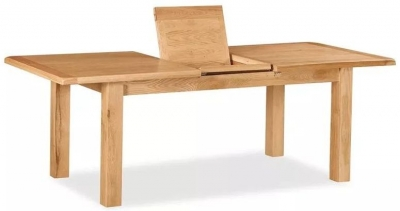 Salisbury Oak 180cm-230cm Extending Dining Table