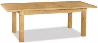 Global Home Salisbury Oak Dining Table - Large Extending