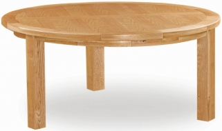 Global Home Salisbury Oak Dining Table - Round
