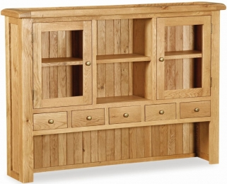 Salisbury Oak Large Hutch
