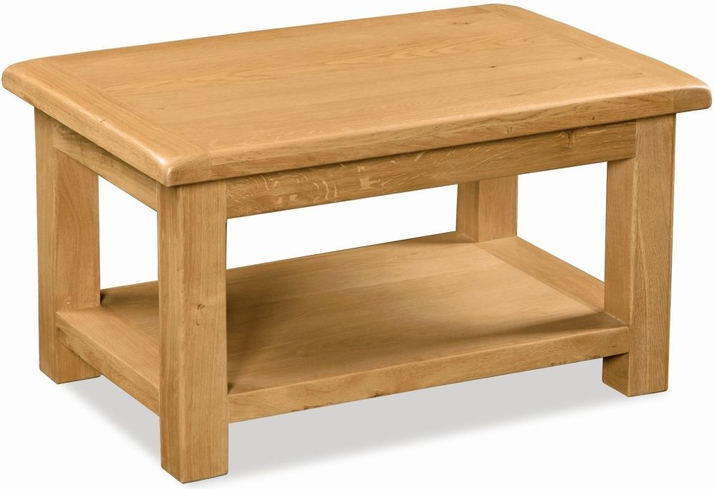 Global Home Salisbury Oak Coffee Table