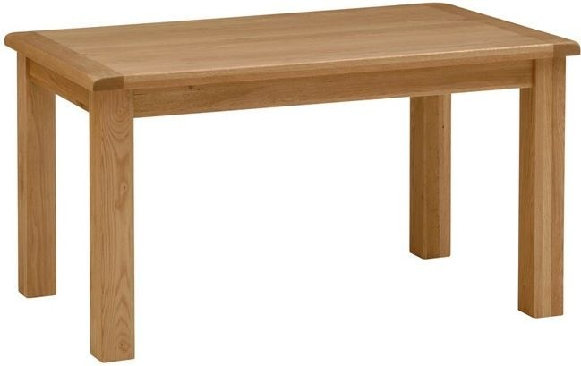 Global home salisbury oak dining table 150cm fixed Global home furniture uk
