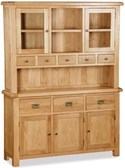 Global Home Salisbury Oak Dresser
