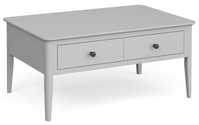 Global Home Stowe Grey Painted Coffee Table