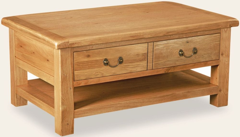 Global Home Vintage Oak Coffee Table: global home furniture uk