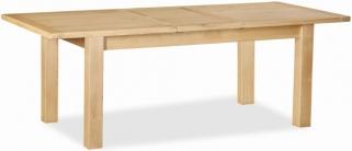 Global Home York Oak Dining Table - Large Extending