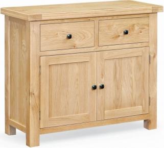 Global Home York Oak Sideboard - Mini