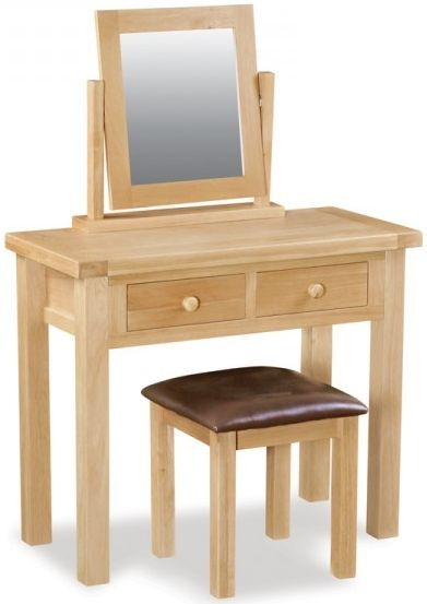 Global Home York Oak Dressing Set