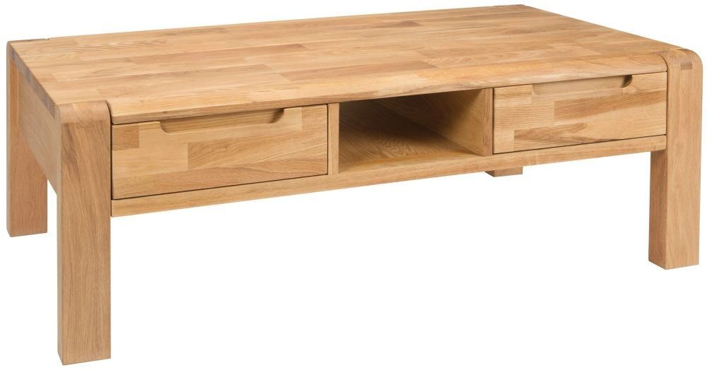 Greenapple Camden Storage Coffee Table - 2 Drawer
