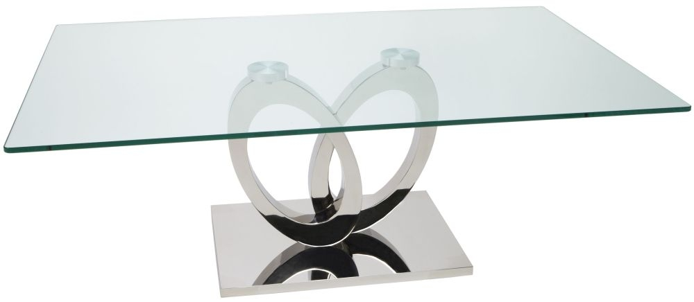 Greenapple Glass Plus Orion Coffee Table GA8285