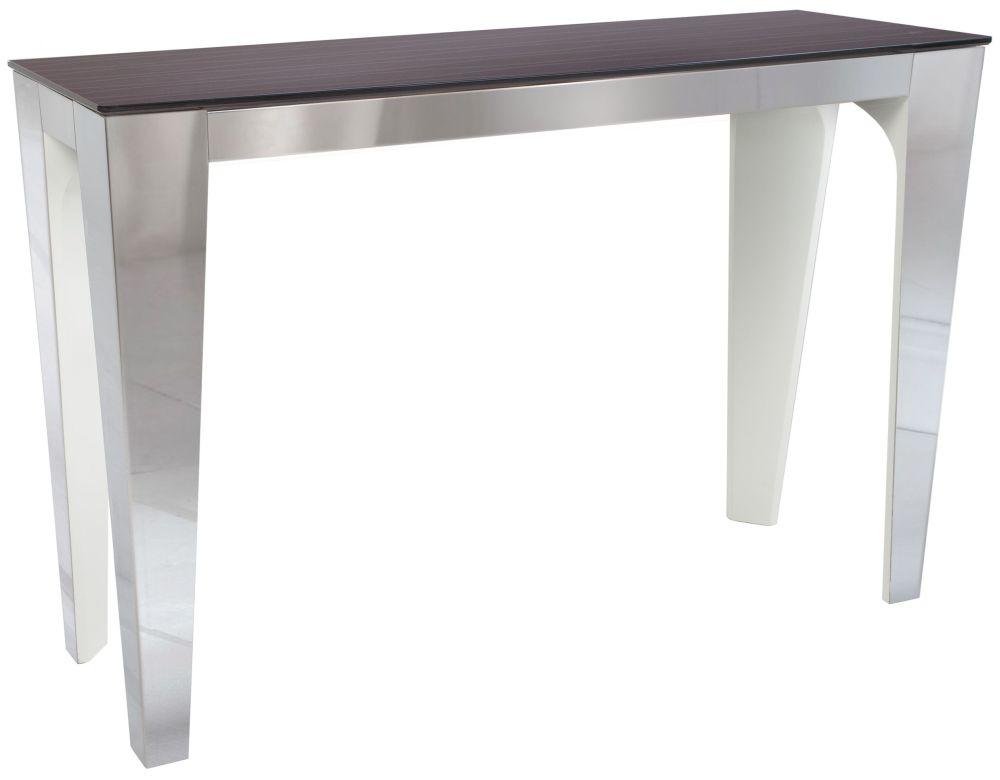 Greenapple Glass Plus Sahara Console Table LY7003