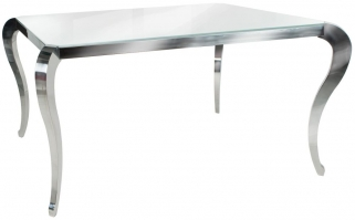 Greenapple Glass Plus Moulin Dining Table