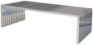 Greenapple Glass Plus Steele Bench LY4405