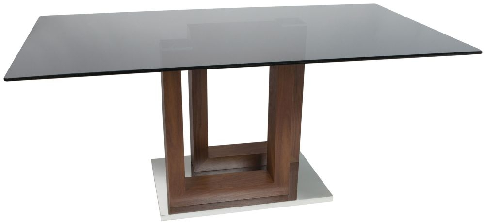 Greenapple Glass Plus Hazel Dining Table