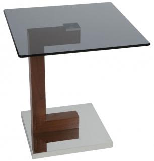 Greenapple Glass Plus Hazel Lamp Table