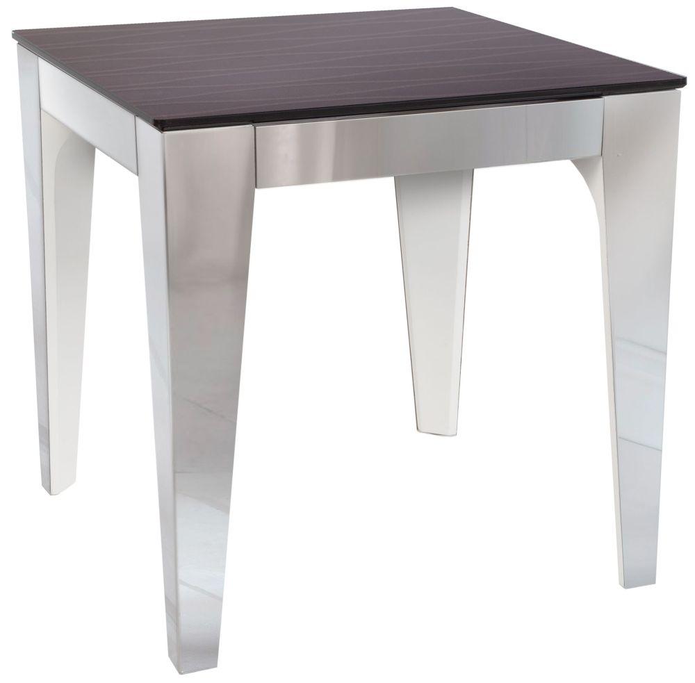 Greenapple Glass Plus Sahara Lamp Table LY7002
