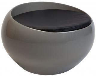 Greenapple Glass Plus Contour Stool LY2052