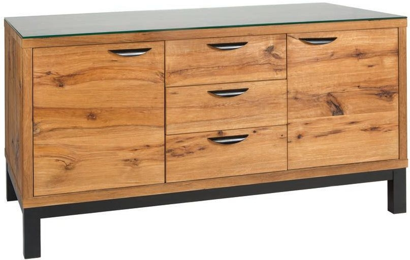 Greenapple Monaco 2 Door Wide Sideboard
