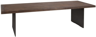Greenapple Phantom Dining Bench - Large
