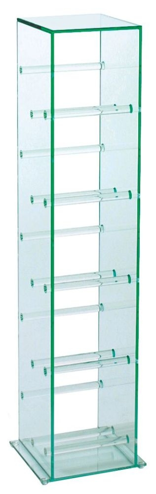 Greenapple Pure Glass CD Stand 59466