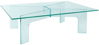 Greenapple Pure Glass Horizon Coffee Table 59410