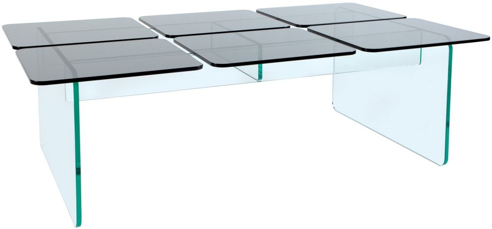 Greenapple Pure Glass Elements Coffee Table 59366
