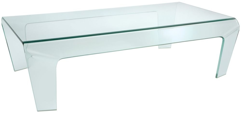 Greenapple Pure Glass Xeon Coffee Table LY5510