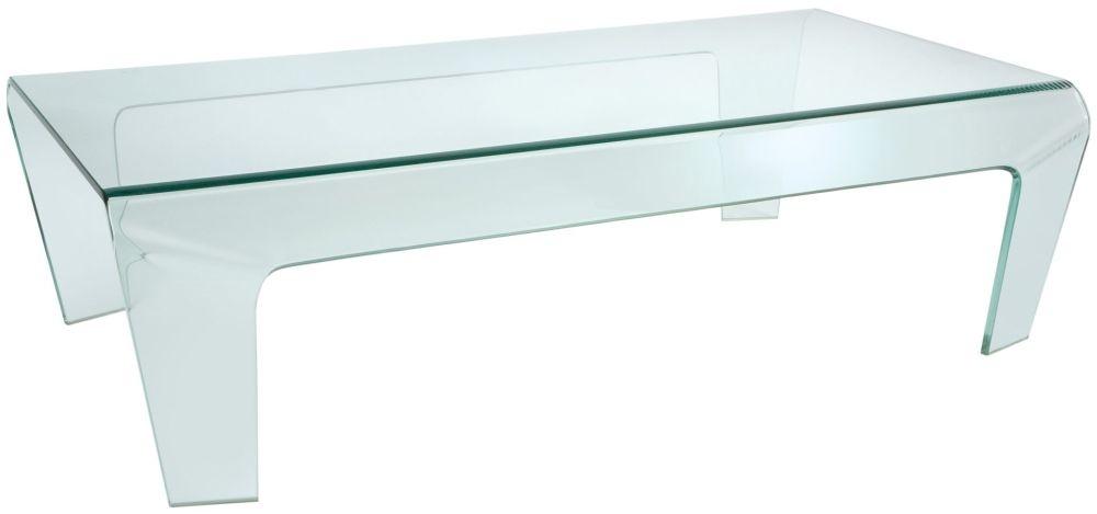 Greenapple Pure Glass Xeon Coffee Table