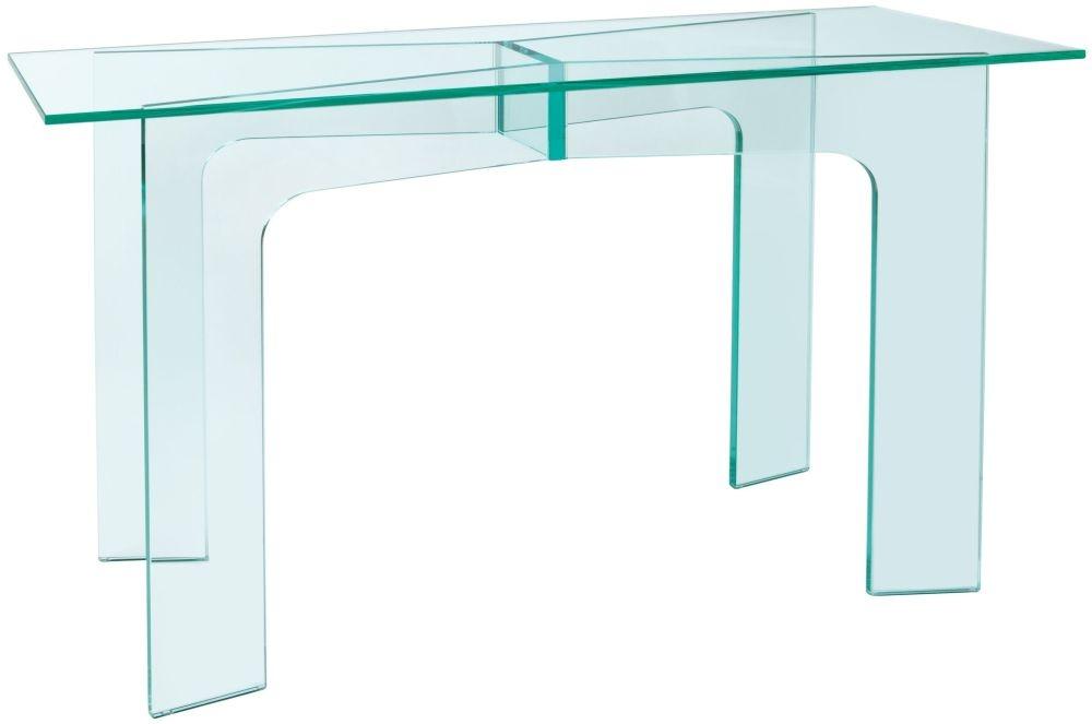 Greenapple Pure Glass Horizon Console Table 59412