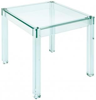 Greenapple Pure Glass Crystal Vienna Lamp Table