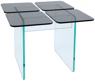 Greenapple Pure Glass Elements Lamp Table 59367